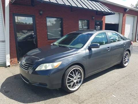 2007 Toyota Camry for sale in Braselton, GA