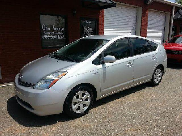 2006 Toyota Prius 4dr Hatchback In Braselton GA - One Source ...