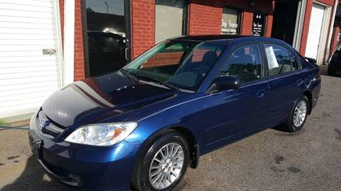 2005 Honda Civic for sale in Braselton, GA