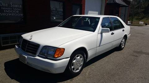 1994 Mercedes-Benz S-Class for sale in Braselton, GA
