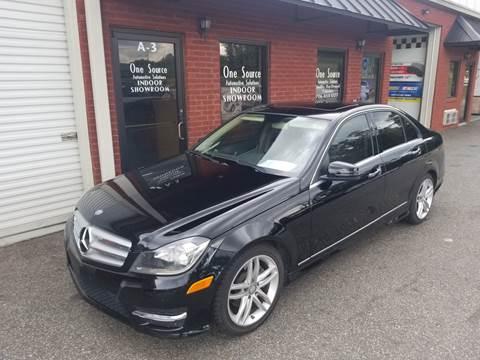 2013 Mercedes-Benz C-Class for sale in Braselton, GA