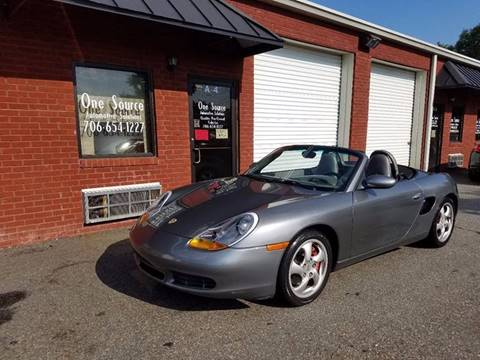 2001 Porsche Boxster for sale in Braselton, GA