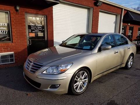 2009 Hyundai Genesis for sale in Braselton, GA