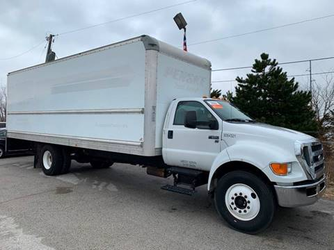 2015 Ford F-650 for sale in Oregon, OH
