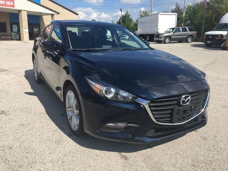 2017 Mazda MAZDA3 Touring 4dr Sedan 6A - Oregon OH