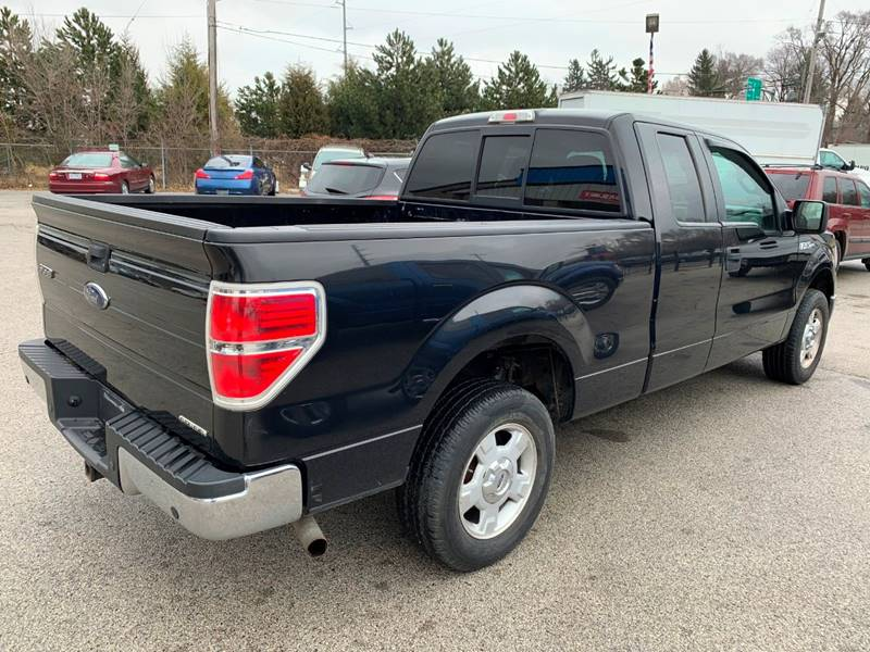 2013 Ford F-150 4x2 XLT 4dr SuperCab Styleside 6.5 ft. SB - Oregon OH