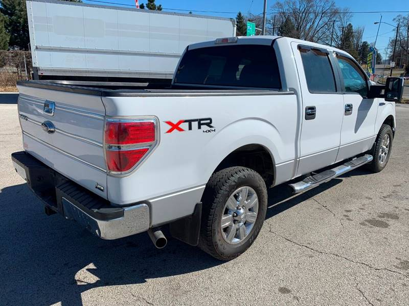2010 Ford F-150 4x4 FX4 4dr SuperCrew Styleside 5.5 ft. SB - Oregon OH