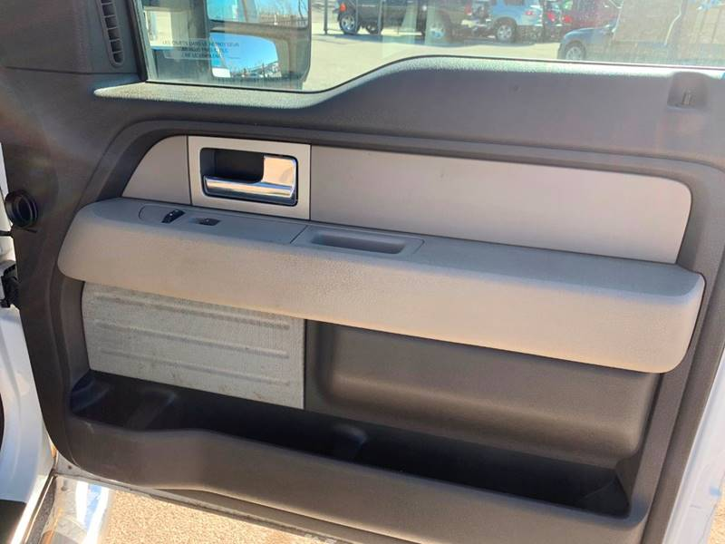 2010 Ford F-150 4x4 FX4 4dr SuperCrew Styleside 5.5 ft. SB - Oregon OH