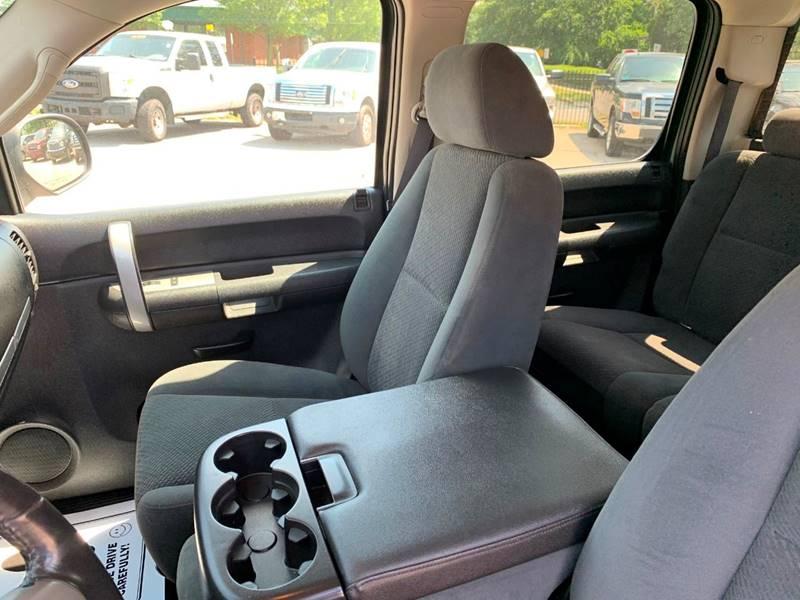2008 Chevrolet Silverado 1500 4WD Work Truck 4dr Crew Cab 5.8 ft. SB - Oregon OH