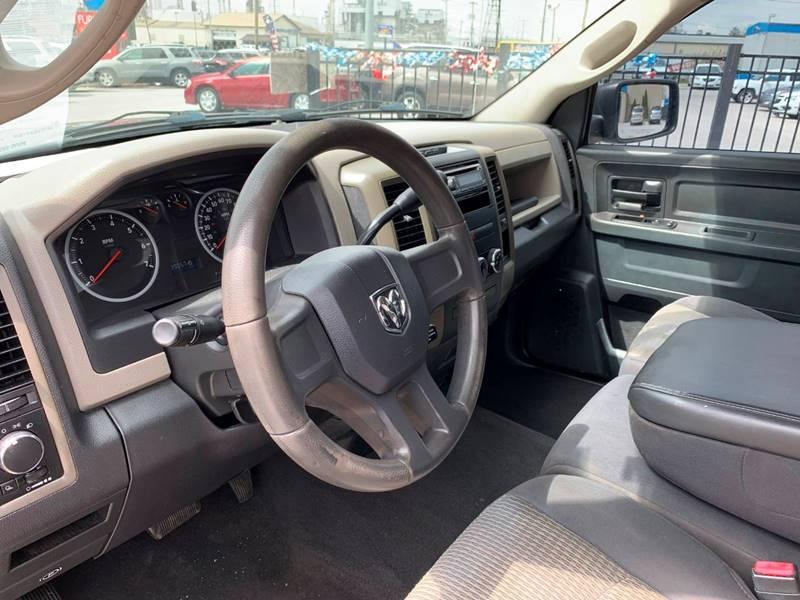 2011 RAM Ram Pickup 1500 4x4 SLT 4dr Quad Cab 6.3 ft. SB Pickup - Oregon OH