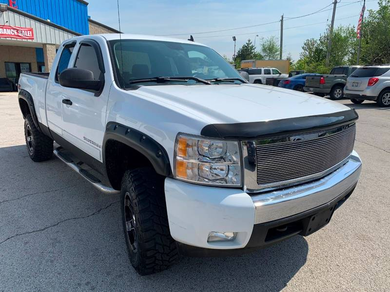2008 Chevrolet Silverado 1500 4WD Work Truck 4dr Extended Cab 6.5 ft. SB - Oregon OH