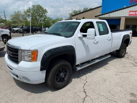 2010 GMC Sierra 2500HD for sale in Oregon, OH