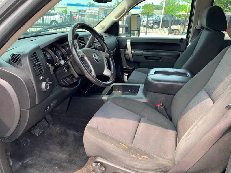 2010 GMC Sierra 1500 4x4 SLE 4dr Crew Cab 5.8 ft. SB - Oregon OH