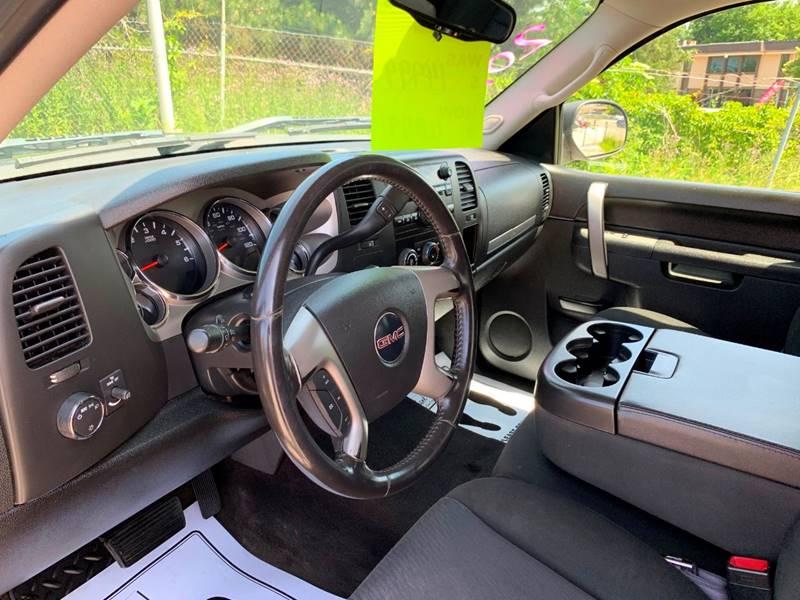 2011 GMC Sierra 1500 4x4 SLE 4dr Crew Cab 5.8 ft. SB - Oregon OH