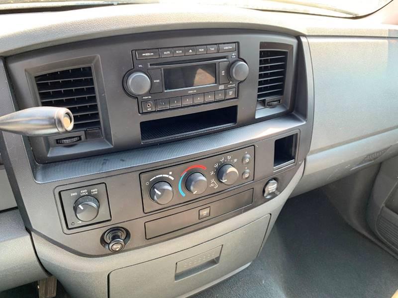 2008 Dodge Ram Pickup 1500 ST 4dr Quad Cab 4WD SB - Oregon OH