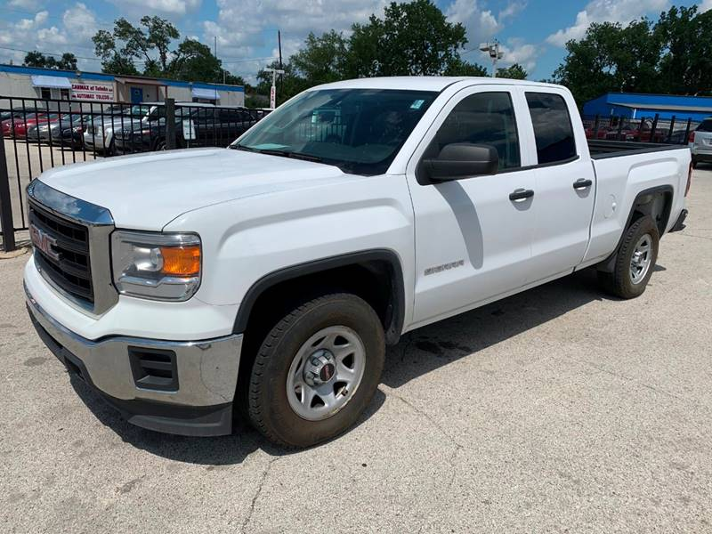 2014 GMC Sierra 1500 4x4 4dr Double Cab 6.5 ft. SB - Oregon OH