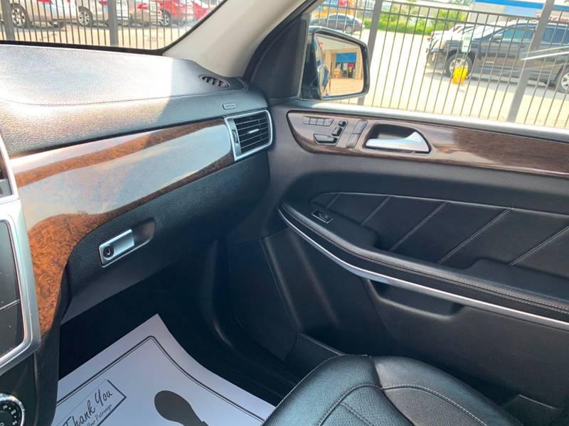 2014 Mercedes-Benz GL-Class AWD GL 450 4MATIC 4dr SUV - Oregon OH