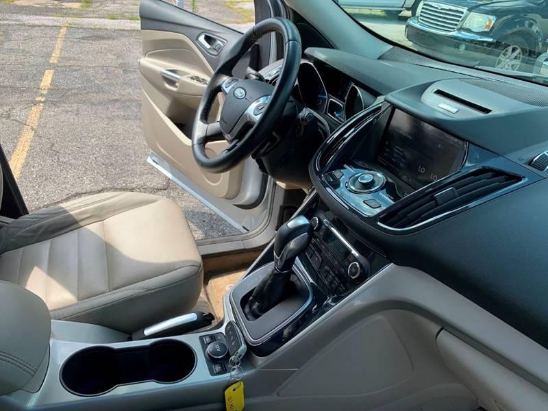 2013 Ford Escape AWD SEL 4dr SUV - Oregon OH