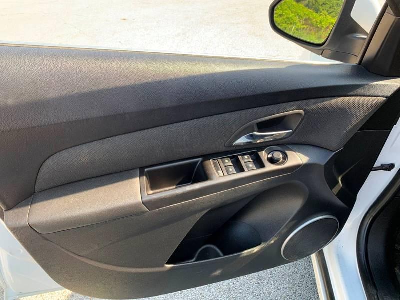 2012 Chevrolet Cruze LT 4dr Sedan w/1LT - Oregon OH