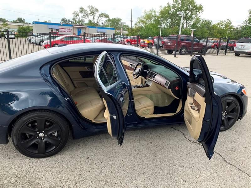 2009 Jaguar XF Luxury 4dr Sedan - Oregon OH