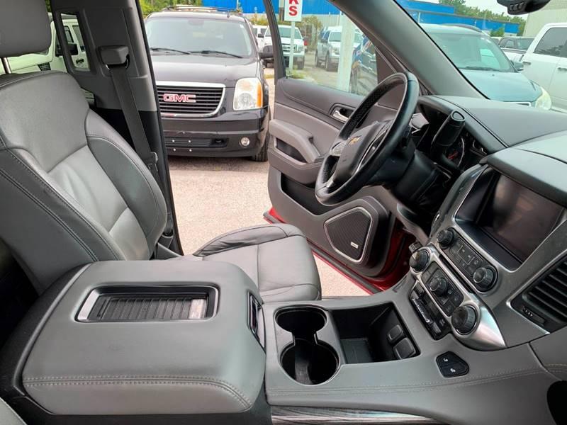 2015 Chevrolet Suburban 4x4 LT 1500 4dr SUV - Oregon OH