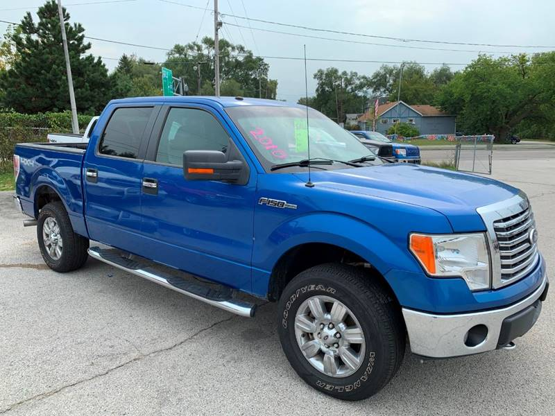 2008 Ford F-150 4x4 XLT 4dr SuperCab Styleside 6.5 ft. SB - Oregon OH