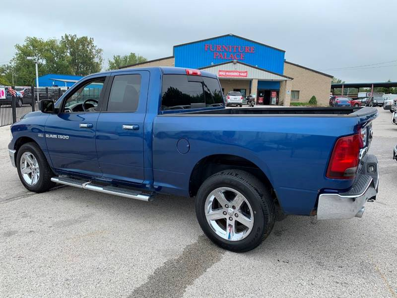 2011 RAM Ram Pickup 1500 4x4 Sport 4dr Quad Cab 6.3 ft. SB Pickup - Oregon OH