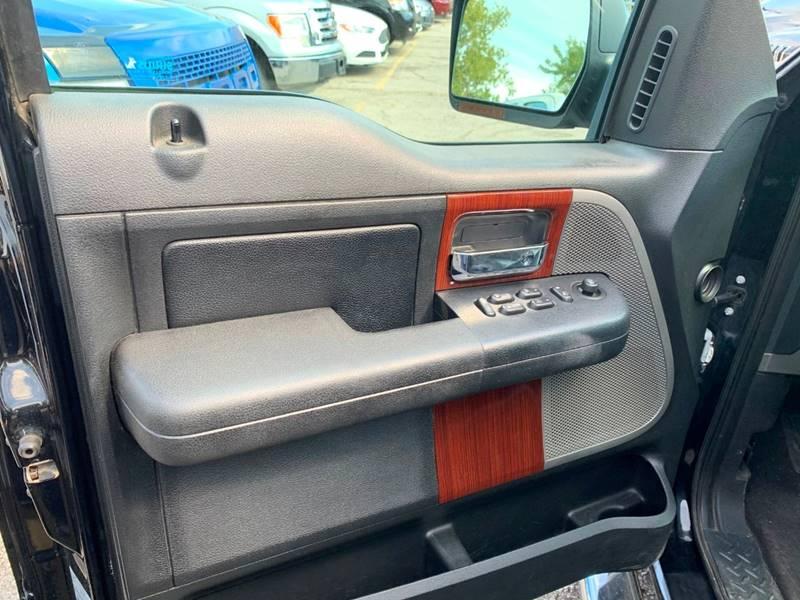 2008 Ford F-150 4x4 XLT 4dr SuperCrew Styleside 6.5 ft. SB - Oregon OH