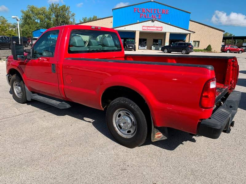 2011 Ford F-250 Super Duty 4x2 XLT 2dr Regular Cab 8 ft. LB Pickup - Oregon OH