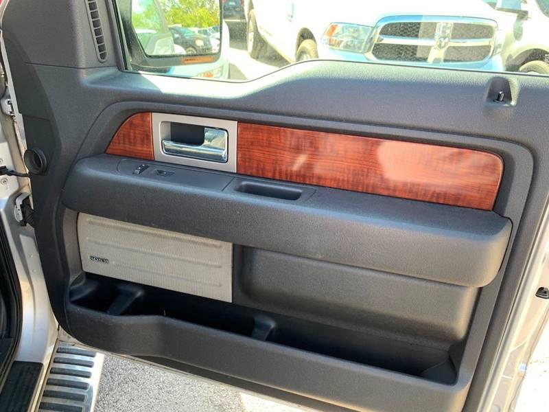 2010 Ford F-150 4x4 XLT 4dr SuperCrew Styleside 5.5 ft. SB - Oregon OH