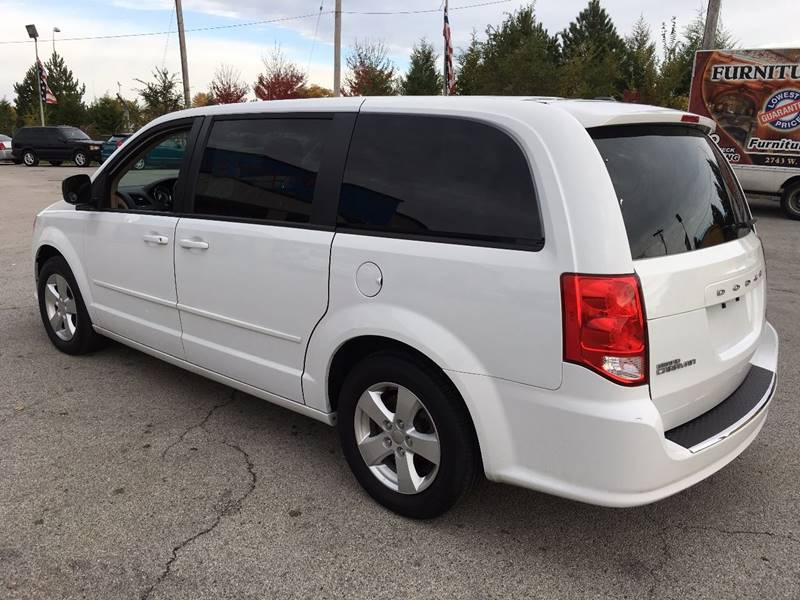 2015 Dodge Grand Caravan SE 4dr Mini-Van - Oregon OH