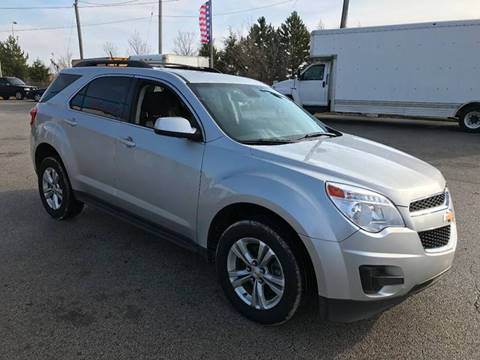 2015 Chevrolet Equinox for sale in Oregon, OH