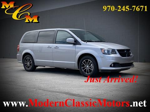2018 Dodge Grand Caravan for sale in Grand Junction, CO