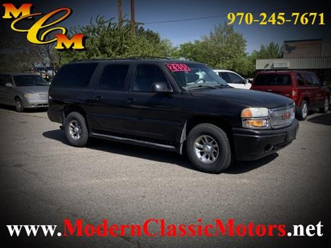 2002 GMC Yukon XL for sale in Grand Junction, CO