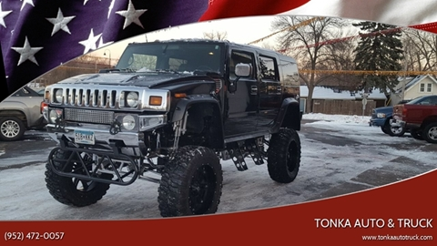 2003 HUMMER H2 for sale at Tonka Auto & Truck in Mound MN