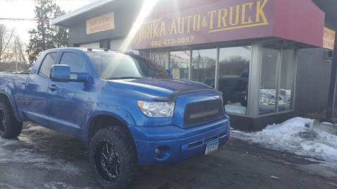 2008 Toyota Tundra for sale at Tonka Auto & Truck in Mound MN