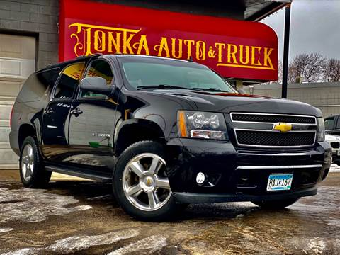 2011 Chevrolet Suburban for sale at Tonka Auto & Truck in Mound MN