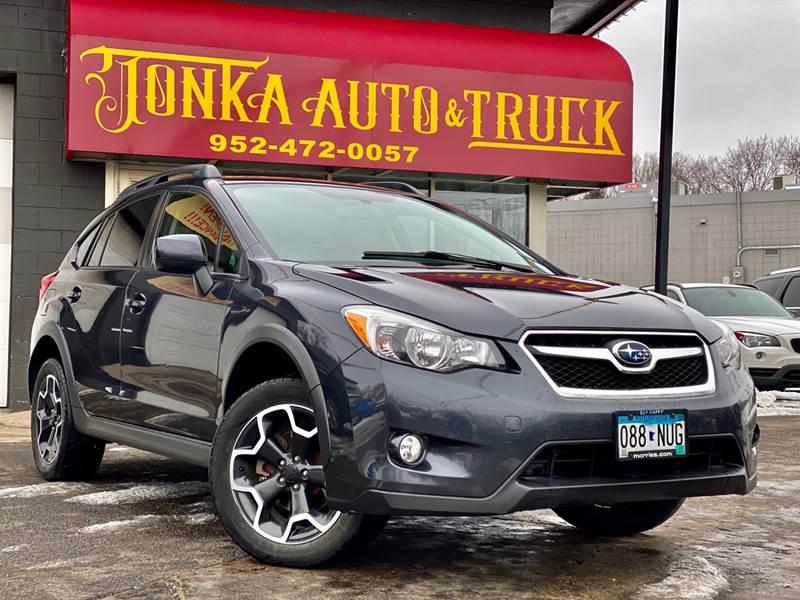 2014 Subaru XV Crosstrek for sale at Tonka Auto & Truck in Mound MN