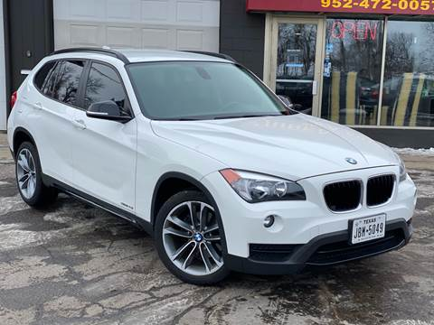 2014 BMW X1 for sale at Tonka Auto & Truck in Mound MN