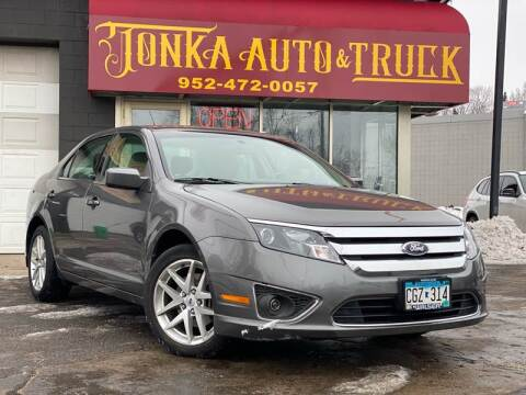 2011 Ford Fusion for sale at Tonka Auto & Truck in Mound MN