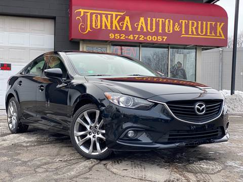 2014 Mazda MAZDA6 for sale at Tonka Auto & Truck in Mound MN