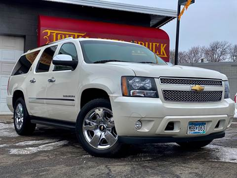 2010 Chevrolet Suburban for sale at Tonka Auto & Truck in Mound MN