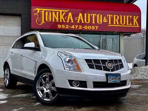 2011 Cadillac SRX for sale at Tonka Auto & Truck in Mound MN