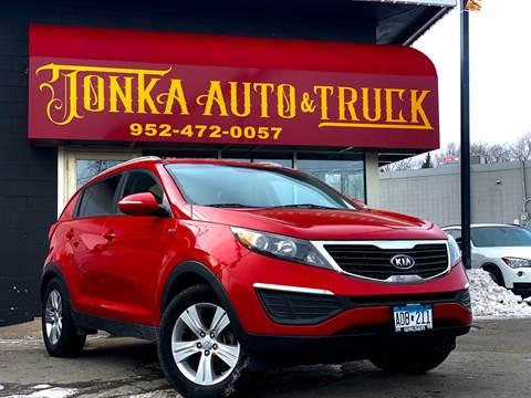 2011 Kia Sportage for sale at Tonka Auto & Truck in Mound MN