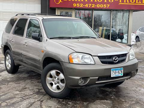 2002 Mazda Tribute for sale at Tonka Auto & Truck in Mound MN