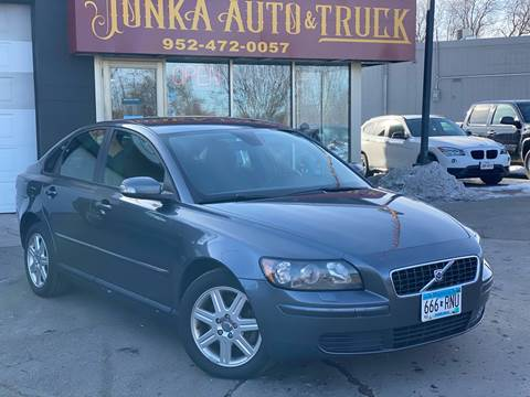 2007 Volvo S40 for sale at Tonka Auto & Truck in Mound MN