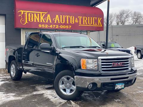 2011 GMC Sierra 1500 for sale at Tonka Auto & Truck in Mound MN