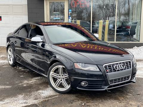 2011 Audi S4 for sale at Tonka Auto & Truck in Mound MN