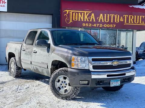 2011 Chevrolet Silverado 1500 for sale at Tonka Auto & Truck in Mound MN