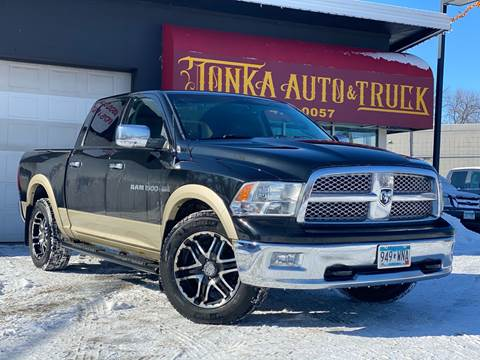 2011 RAM Ram Pickup 1500 for sale at Tonka Auto & Truck in Mound MN